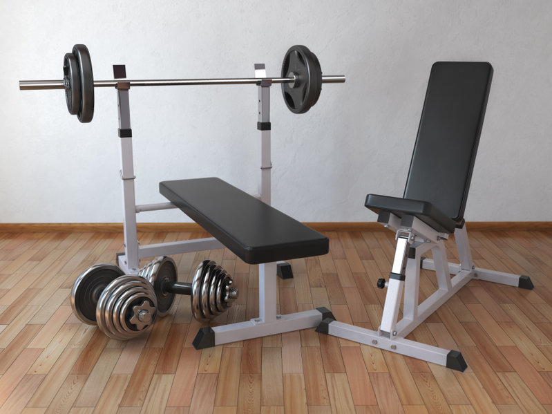 creer salle de musculation maison quels appareils